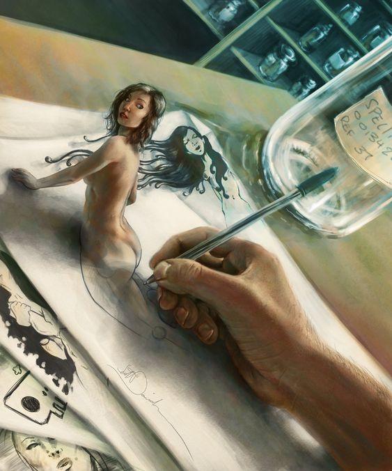 Art Collector by ~dav0512RT on deviantART: