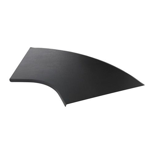 Rissla Desk Pad Curved Black Desk Pad Colors And The