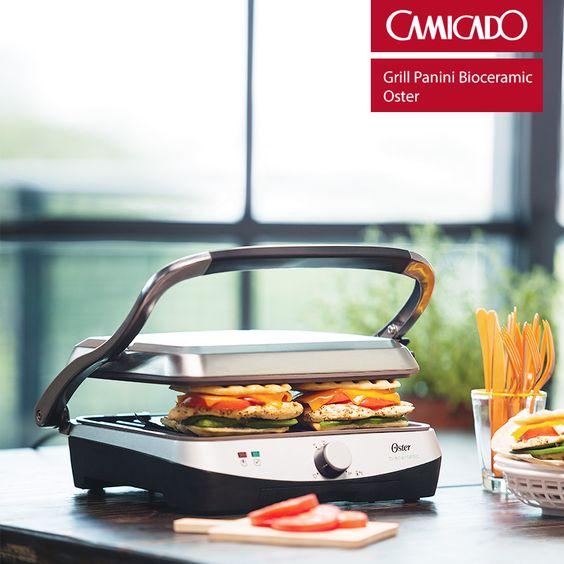 Camicado, grill, eletroportátel, sanduicheira