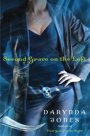 Second Grave on the Left by Darynda Jones: http://thereadingcafe.com/second-grave-on-the-left-by-darynda-jones-a-review/#: