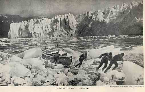 Sir Ernest Shackleton's legendary feats are proof that life, lived well, is one long and glorious suicide attempt.