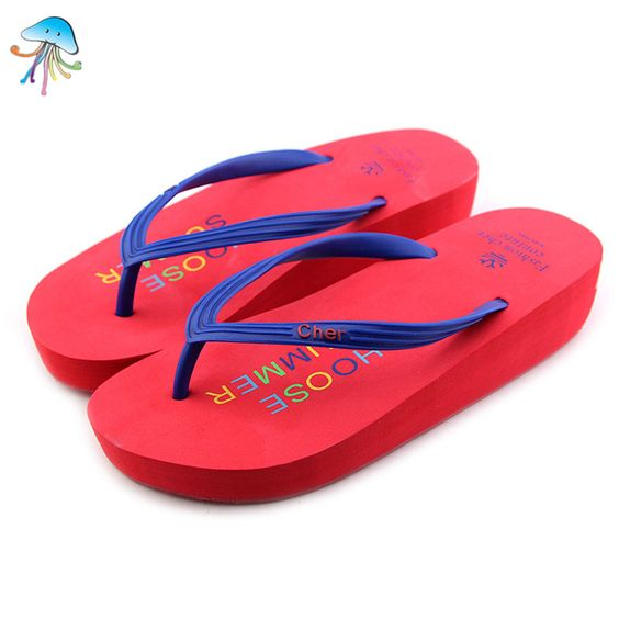 $16.00 (Buy here: http://appdeal.ru/82s6 ) Green EVA Material Women's Comfortable and Soft Walking Flip Flops Lady's Casual Summer Beach Sandals Slippers Sandalias Mujer for just $16.00