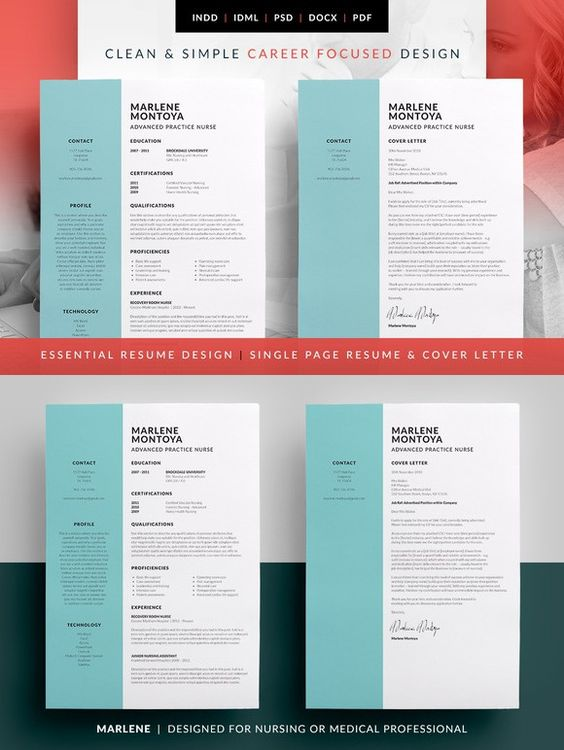 Essential Resume - Marlene Resume