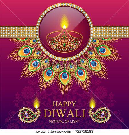 happy diwali text image2019