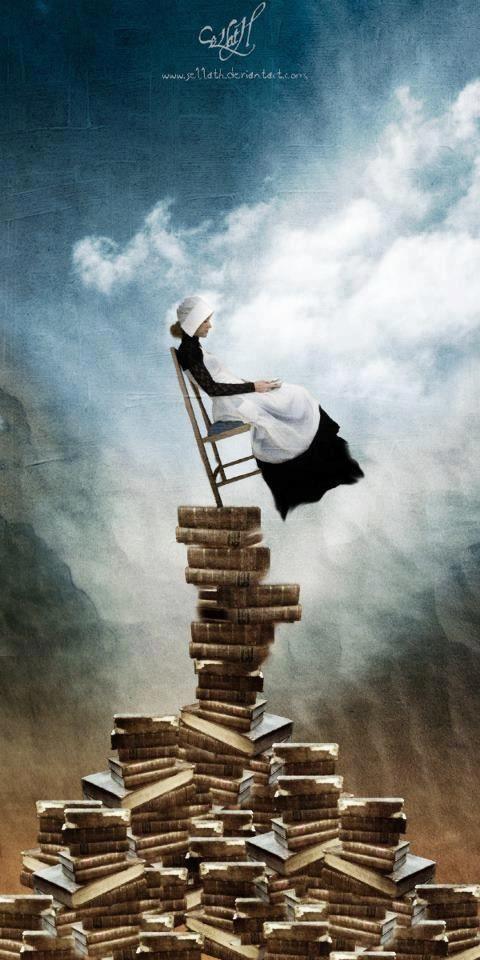"""""""Aquele que lê muito e anda muito, vê muito e sabe muito.""""  (Miguel Cervantes):"""