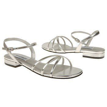 Dyeables Women's Palace Flat Sandal - #Wedding #Shoes - http://www.theweddingshoes.com/dyeables-womens-palace-flat-sandal/