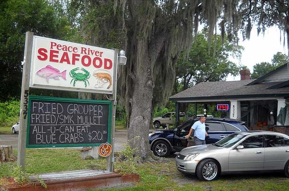 Peace River Seafood - Harbor Style Magazine's 1st Place for Freshest Seafood - Punta Gorda