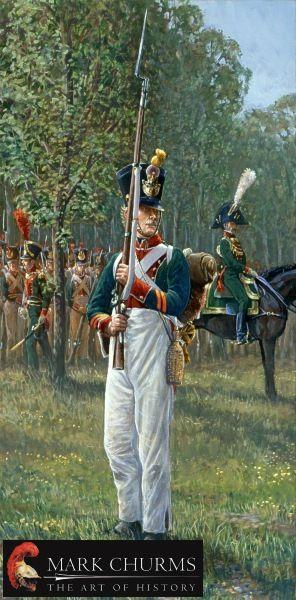 Tireur D'elite - 4th Regiment 1813