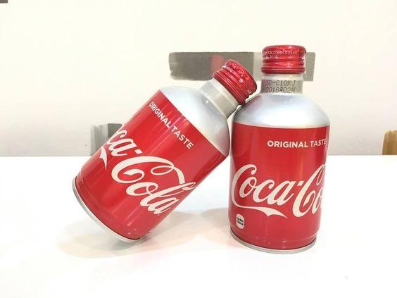 Coca Cola Nhật - Chai 300ml - Đồ Uống Nhập Khẩu TPHCM