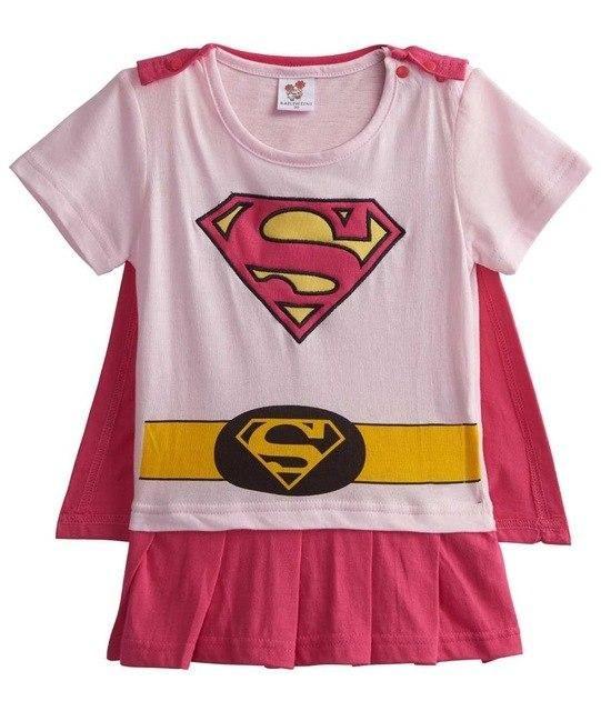 Baby Girsl Joker Costume Bodysuit Dresses Newborn Playsuit Infant Party Outfits