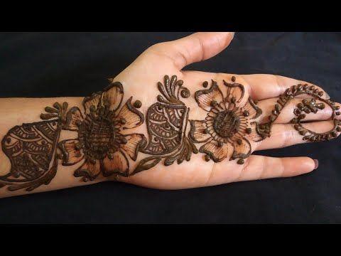 7070 Mind Blowing Trick To Apply Beautiful Mehndi Design Arabic Mehndi Design Henna Zone Youtube Latest Mehndi Designs Stylish Mehndi Mehndi Simple