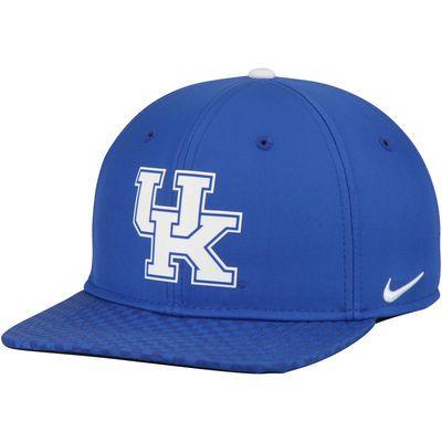 Kentucky Wildcats Nike Free Trainer 2.0 Hook Zero True Adjustable Performance Hat - Royal