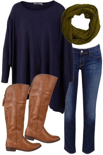 Winter Is Here Outfit includes Mavi, Wite, and Eb & Ive - Birdsnest Buy Online
