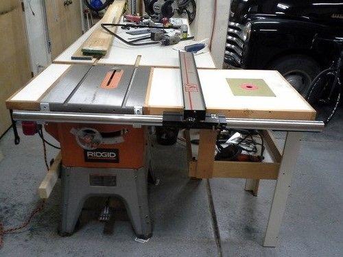 Table Saw Upgrades Http Www Amazon Com Vega Pro 40 42
