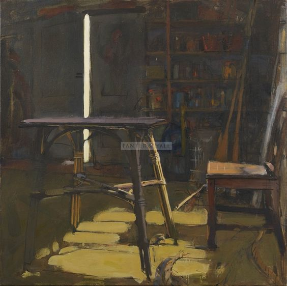 Richard Sowman Cane Table
