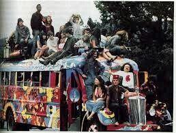 1969 Woodstock Bound
