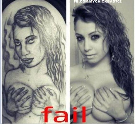 Worst Tattoo In The History Of The World: Pinterest • The World's Catalog Of Ideas