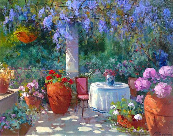 Maria Sarafina |Garden Of Heaven