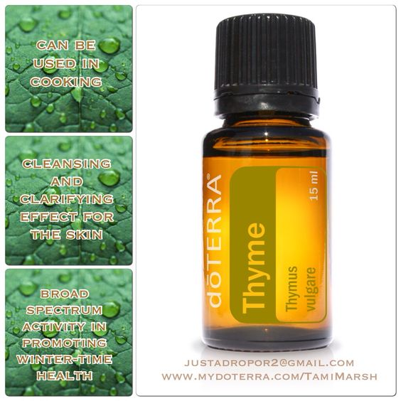 https://www.doterratools.com/documents/Thyme_Essential_Oil_Product_Information_Page.pdf