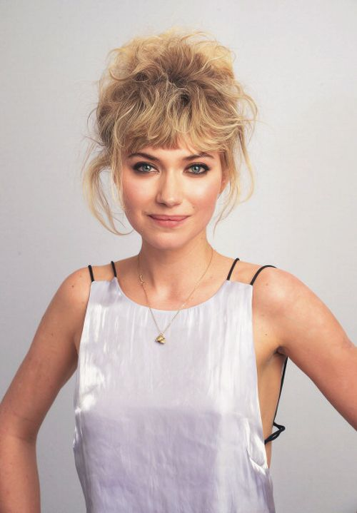 Flare Magazine March 2014 | Actress Imogen Poots| Actress Imogen Poots has fun with photographer Jason Kim while showing off some fun and flirtatious spring looks. Description from pinterest.com. I searched for this on bing.com/images