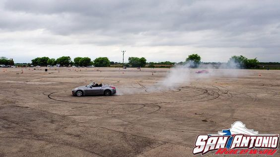 You still have plenty of time to come out and join us!! We're drifting till 6pm! #drifting #drift #jdm #import #rwd #smoke #sideways #nissan #satx #sanantonio #saraceway