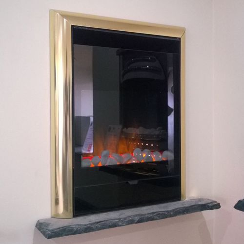 Flamerite Lucida Inset Electric Fire (Clearance)