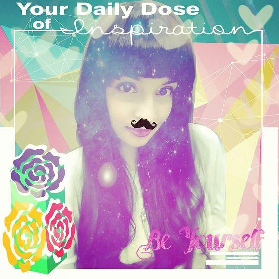 Always remember to be yourself.  #narztalk #ff @mildredvar @corkywritings @ladykoopaa @luasuicide @miss_gidget @seltzerplease @ladyremee @rngmatt