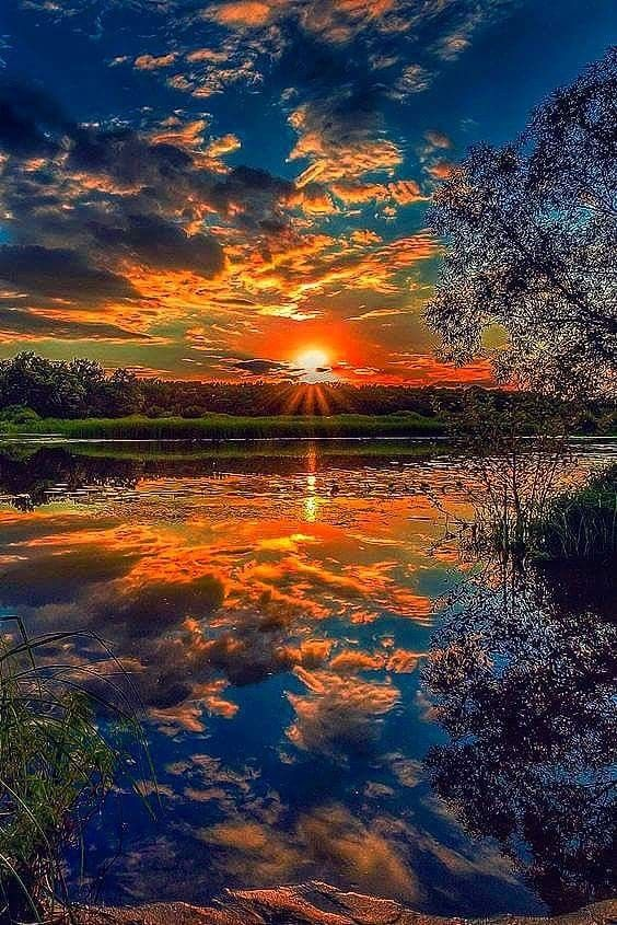 Into The Night Nature Pictures Nature Scenes Beautiful Nature