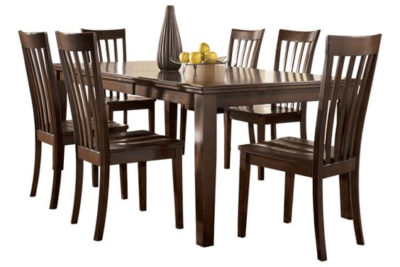 Series Name Logan Item Name Rect Dining Room Ext Table