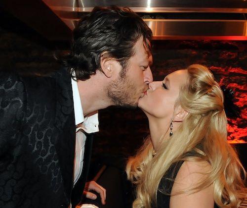 Miranda Lambert and Blake Shelton by http://www.wikilove.com