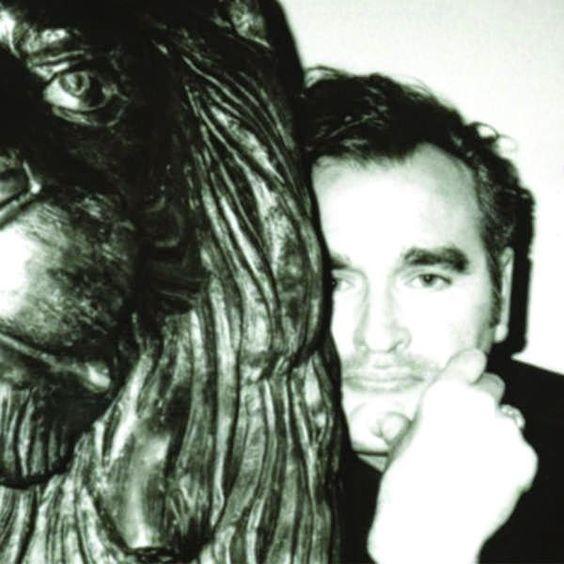 """Morrissey :: """"Kiss Me A Lot"""""""