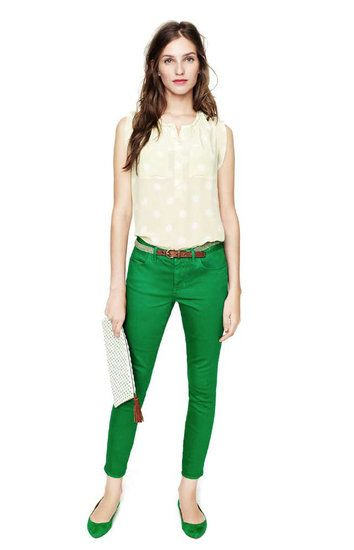 Madewell Spring 12.