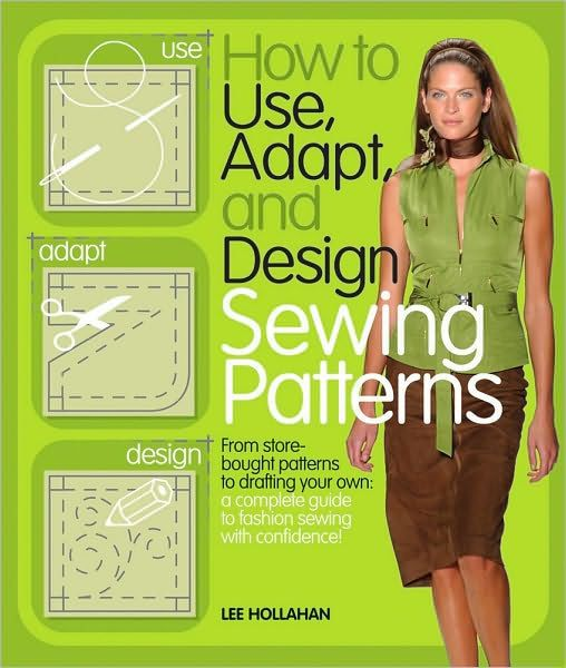 An Accomplished Fashion Designer Shows Women Who Make Their Own Garments How To Improve On Store Bought Sewing Sewing Pattern Design Fashion Sewing Sewing Book