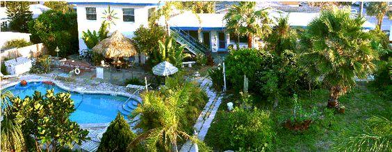 Clearwater Beach Backpacker Hostel in Clearwater - Youth Hostel in Clearwater, United States