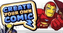 6 sitios libres para crear sus propios Comics