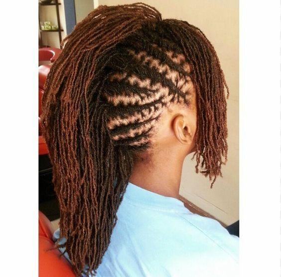 30 Gorgeous Sisterlocks Styles Hair Styles Natural Hair Styles Sisterlocks Styles