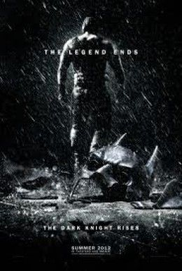 A review of the Dark Knight Rises
