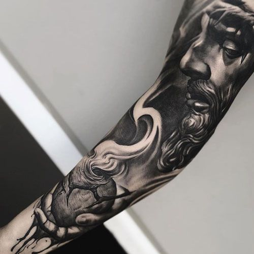 125 Best Inner Bicep Tattoos For Men Cool Ideas Designs 2020 Guide Bicep Tattoo Bicep Tattoo Men Inner Bicep Tattoo