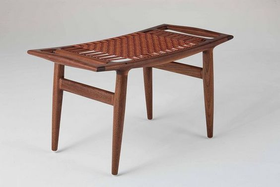 Sam Maloof - Lace Bench Seat