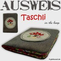 Ausweistasche IN THE HOOP - ginihouse3, EUR 5.00