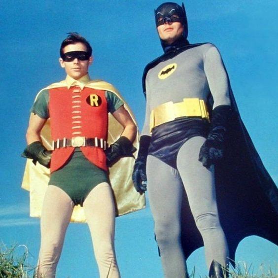 Série Batman, clássica dos anos 1960, será lançada em Blu-ray e DVD