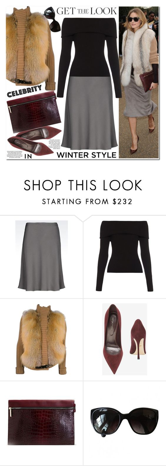 """Get the Look: Winter Edition"" by j-sharon ❤ liked on Polyvore featuring Armani Collezioni, A.L.C., Gucci, Sergio Rossi, Victoria Beckham, Chanel, women's clothing, women, female and woman"