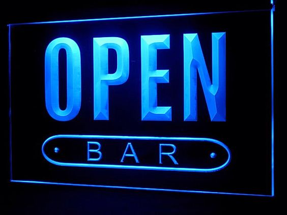 Open bar available for guests. Not everyone drinks so $40 per person for 65 people was budgeted