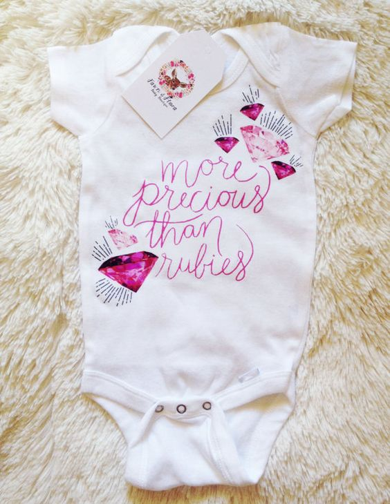 Baby Girl Clothes Baby Girl Gift Baby Girl by FawnandFloraBaby