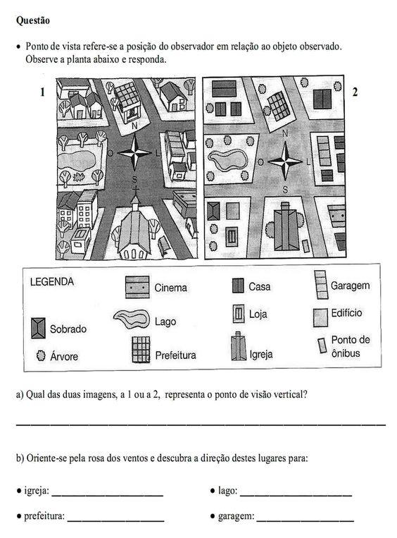 Geografia+2°+e+3°+ano+fundamental+atividades+exercícios+imagens+imprimir+(128).png (850×1150)