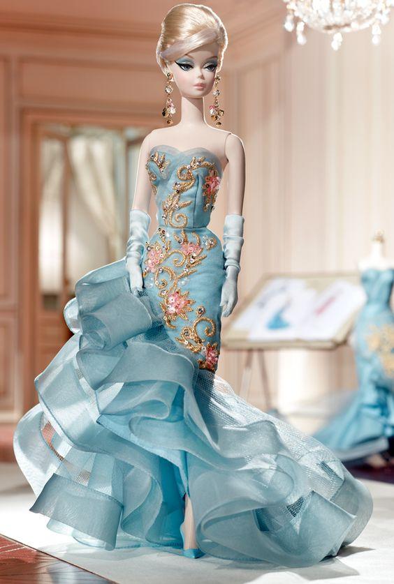 Robert Best's Tribute Barbie Doll ♥