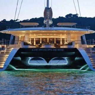 Amazing Catamaran