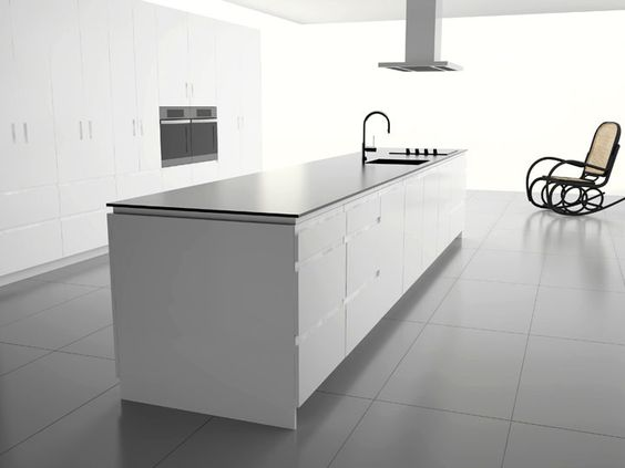 Dunsmuir Cabinets - Modern Kitchen Cabinets that work with any - ikea küchen landhaus