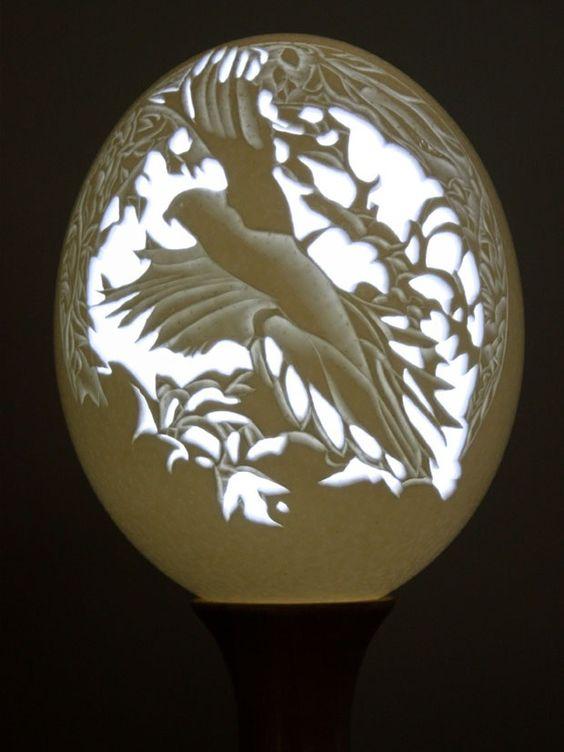 Egg Shell Carving | egg-17.jpg (620×827) | Egg Shell Carving - Amazing!