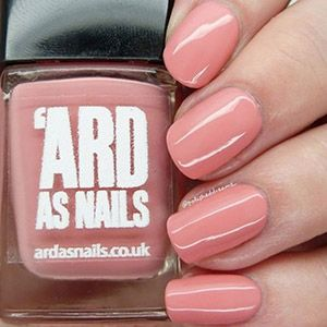 PRE-ORDER 'Ard As Nails- Creme- Angie